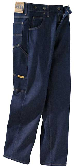 Prison Blues Utility 7-Pocket Work Jeans