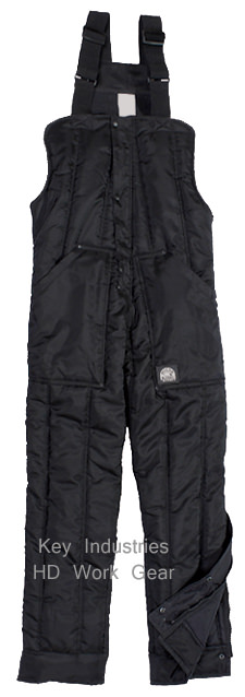 Key Industries Freezerwear Bib Overall 233.01