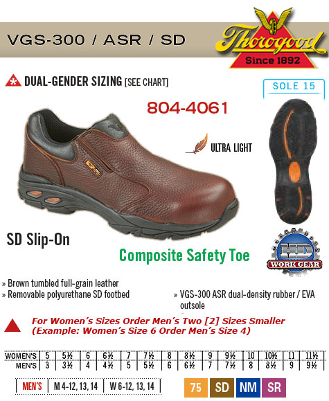 fc91ed507bf Thorogood ASR SD Sport Oxford 804-4035  804-4035  -  130.00   HD ...