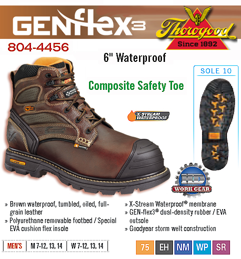 1bf4d846e92 Thorogood Work Boots : HD Work Gear, Work Boots and Clothing