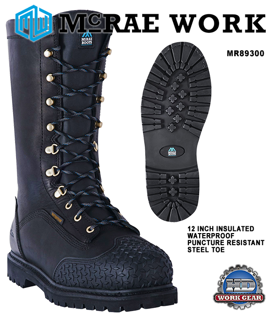 Insulated Safety Toe Boots MR89300