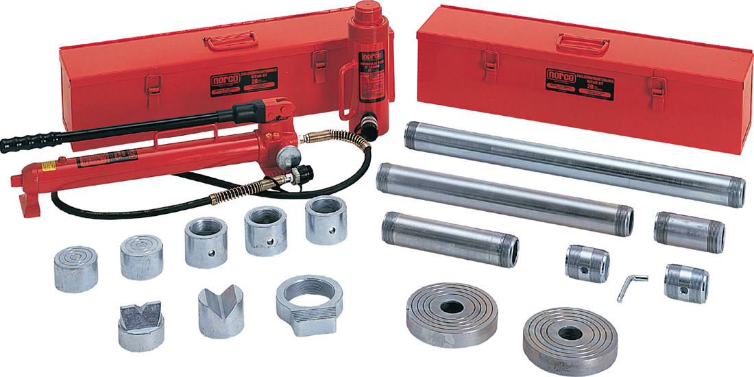 Norco 20 Ton Collision & Maintenance Repair Kit 920020