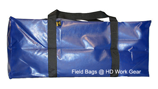 LAPCO Gear Bag Heavy Duty Tuff Hide Vinyl Large