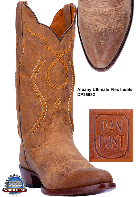 Dan Post Albany Leather Boots DP26682