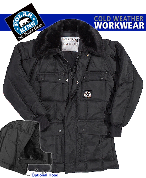 Key Industries Top Quality Freezerwear Coat 333.01
