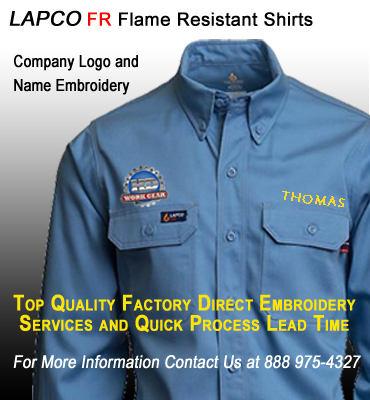 LAPCO Embroidery 370X400