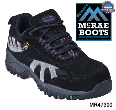 McRae Women's Composite Safety Toe Poron XRD Met Guard MR47300