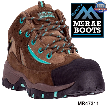 McRae Women's Composite Safety Toe XRD Met Guard MR47311