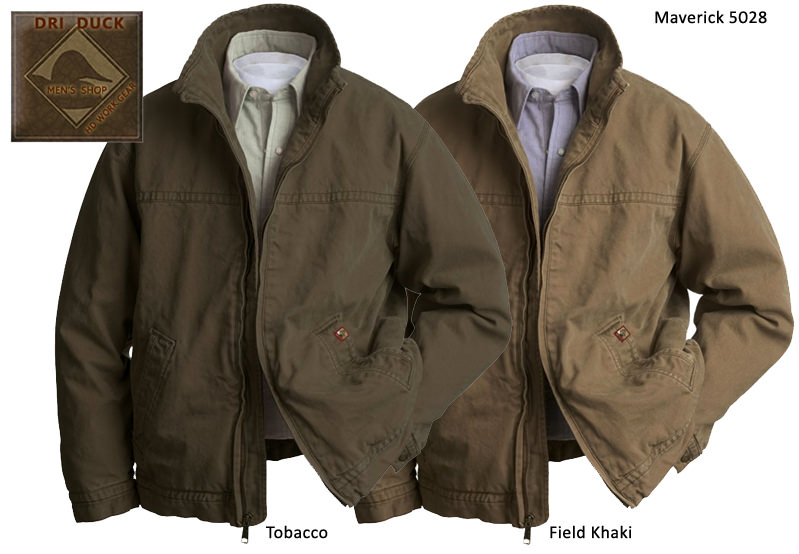 Dri Duck Men's Maverick Field Tested Jacket 5028