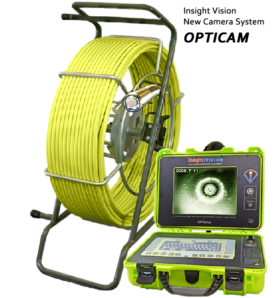 OptiCam Sewer Inspection Camera Opti Cam