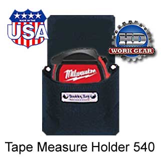 Boulder Bag Measuring Tape Holder 540
