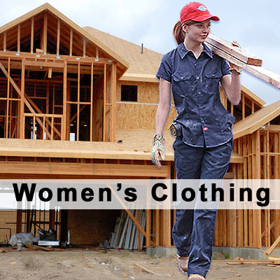 Women's Work Clothing