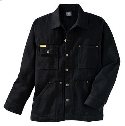 Prison Blues Yard Coat 100 Cotton Denim 6101111 Prison